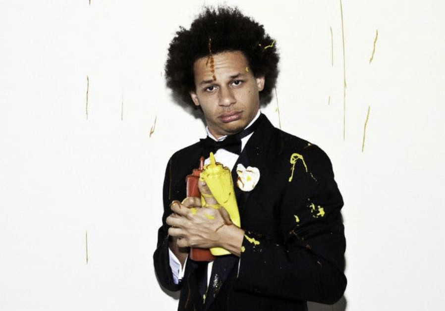 Comedian Eric Andre