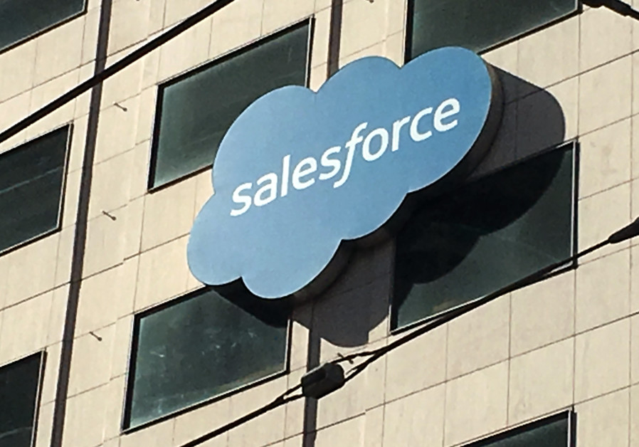 How Salesforce is compelling Israeli retailers to go online