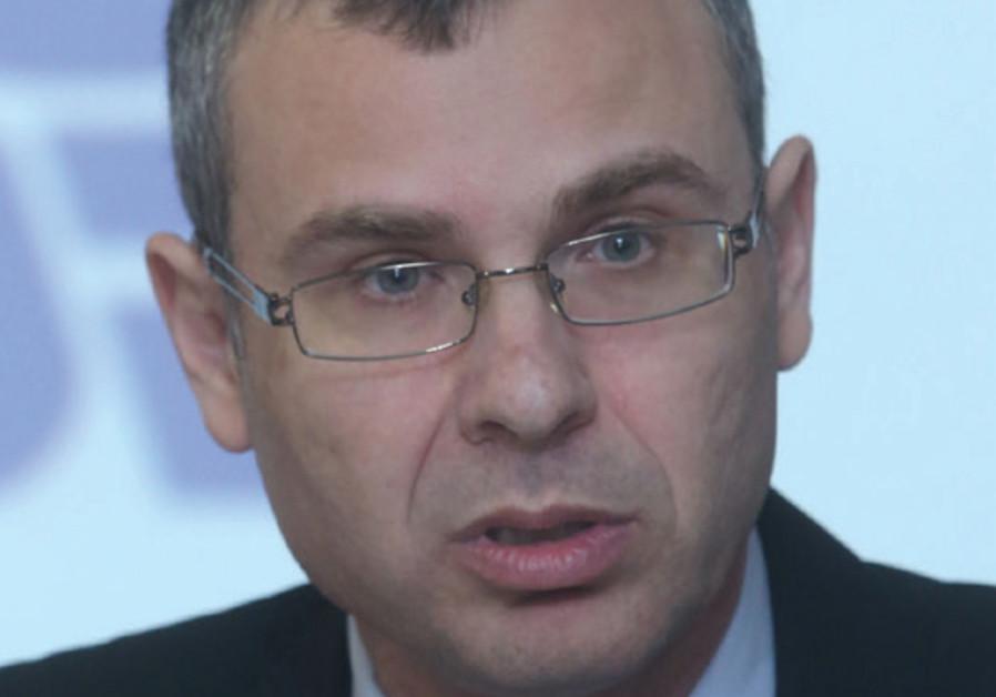 Tourism Minister Yariv Levin