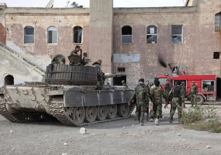 U.S.: More than 100 pro-Syrian forces killed after thwarted attack