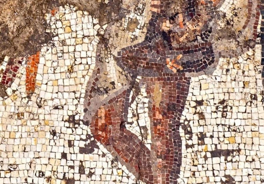 U of North Carolina students discover 1,600-year-old mosaic in northern Israel