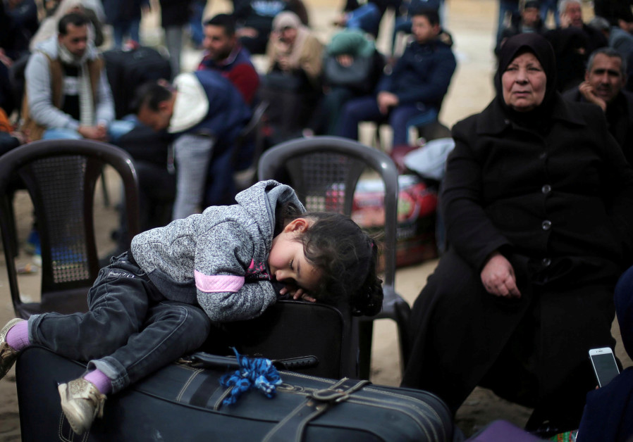 Cairo to open Rafah crossing for Palestinians stuck in Egypt