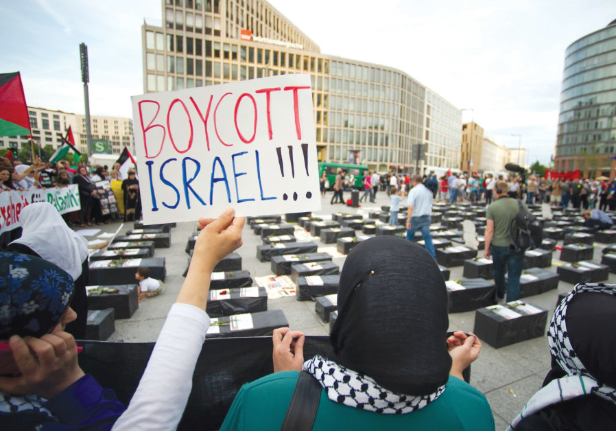 Second German intelligence report says anti-Israel boycott is antisemitic