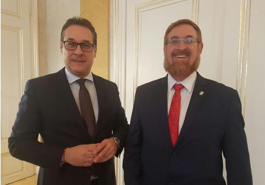Austrian Freedom Party leader: Zero tolerance for neo-Nazis