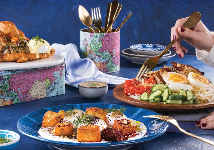 Breakfast at Benedict