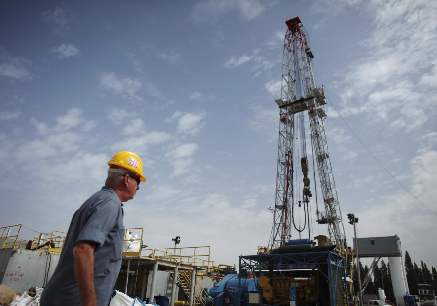 Evangelical firm encounters oil in Jezreel Valley