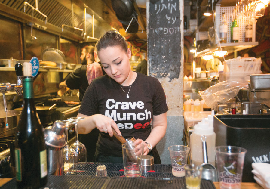 Behind the scenes at Crave restaurant