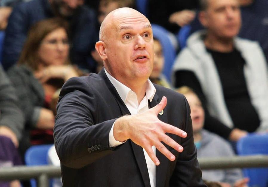 Maccabi Tel Aviv head coach Neven Spahija is targeting his first State Cup triumph.