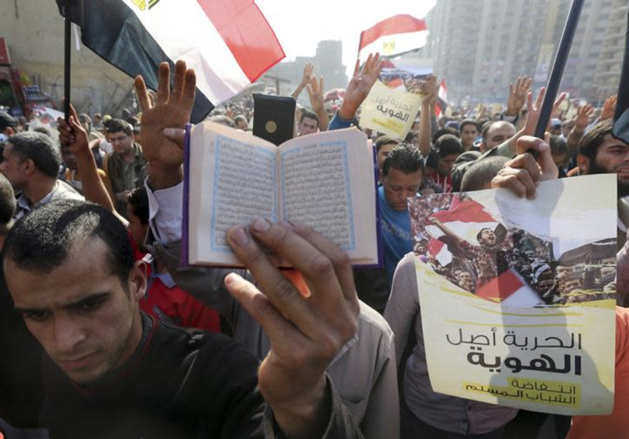 Egypt's War on the Muslim Brotherhood