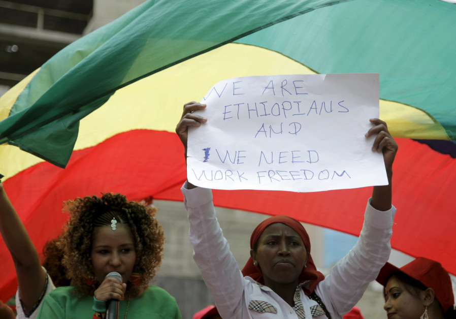 Trapped By The System Ethiopian Workers In Lebanon See No Freedom