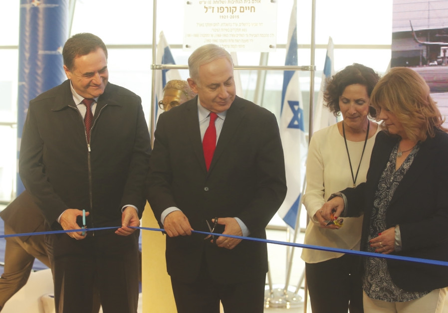 New passenger wing opens at Ben-Gurion Airport as air travel booms