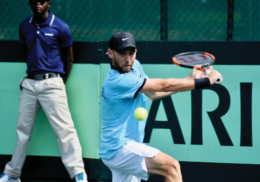 Dudi Sela knocked out in New York Open
