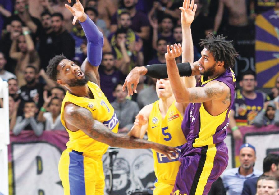 Holon beats Maccabi Tel Aviv to claim State Cup