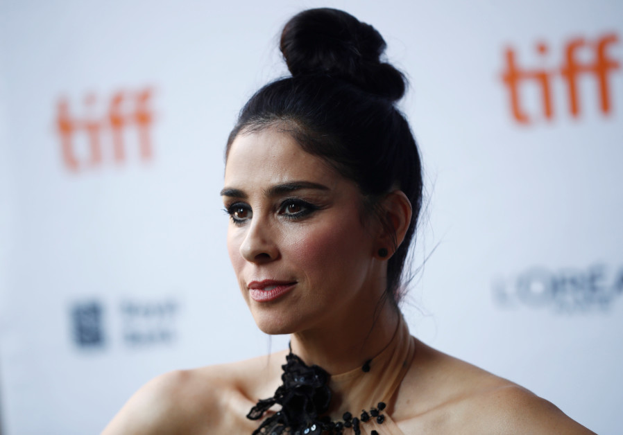 Sarah Silverman calls for release of detained Palestinian girl