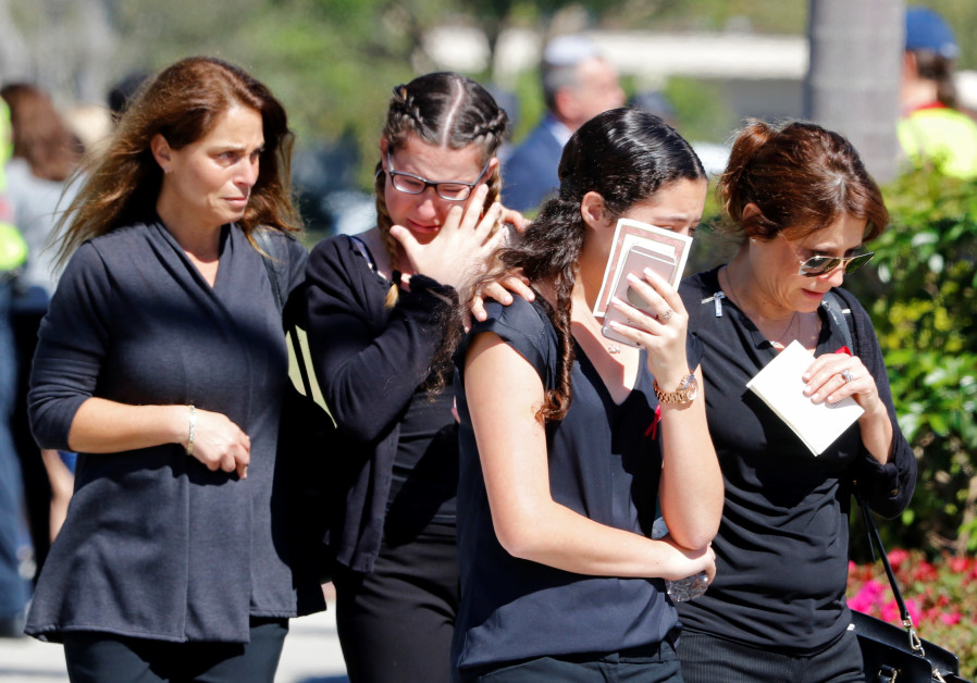 Rabbi urges friends of Florida shooting victim to 'honor her legacy'