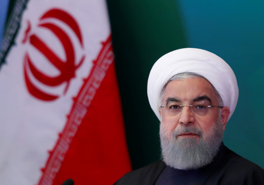 Iran's Rouhani asks Europe for guarantees on banking channels and oil