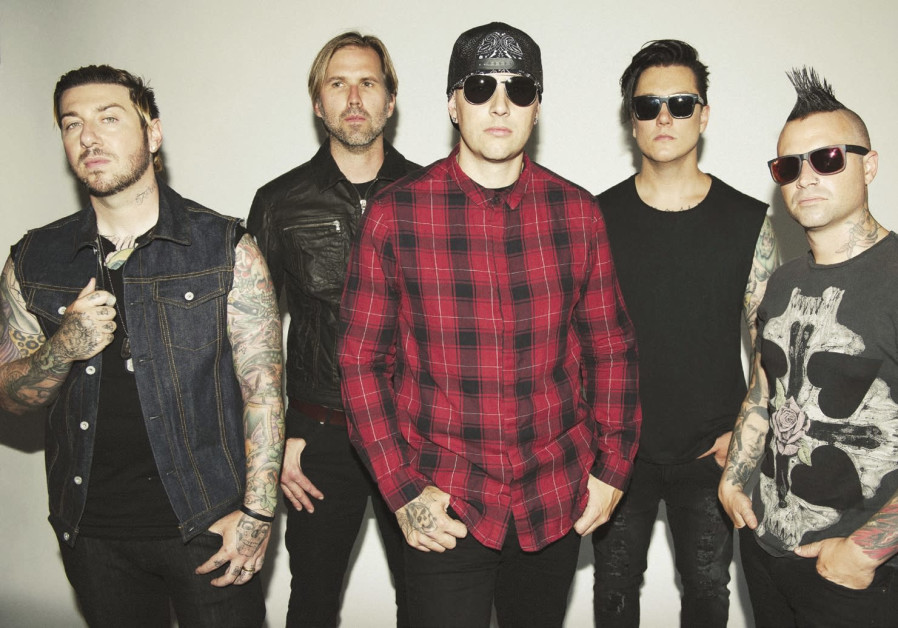 Avenged Sevenfold to play Israel in June