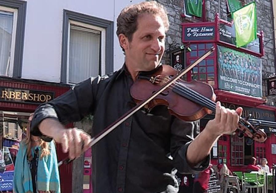 Fiddling around in Ireland