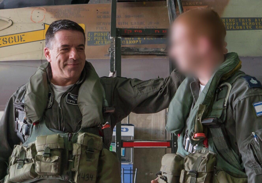 Flying High: Downed Israeli airman returns to the skies