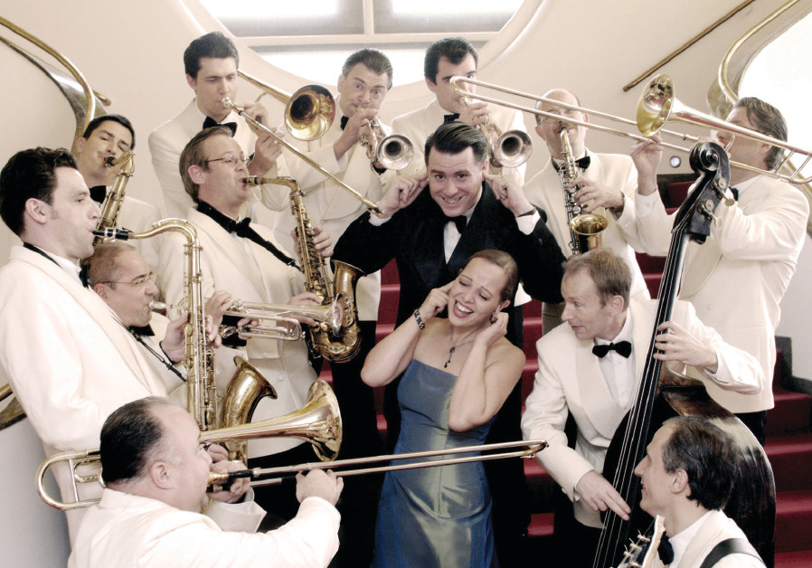 The Swing Dance Orchestra