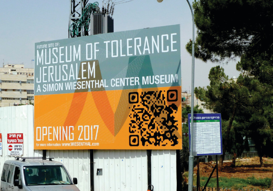 While the projected date for the opening of the Museum of Tolerance has long passed, the Museum of t