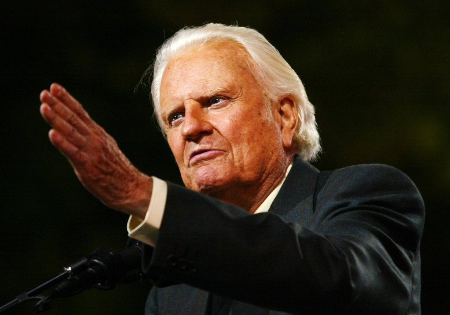 One year later: remembering Billy Graham