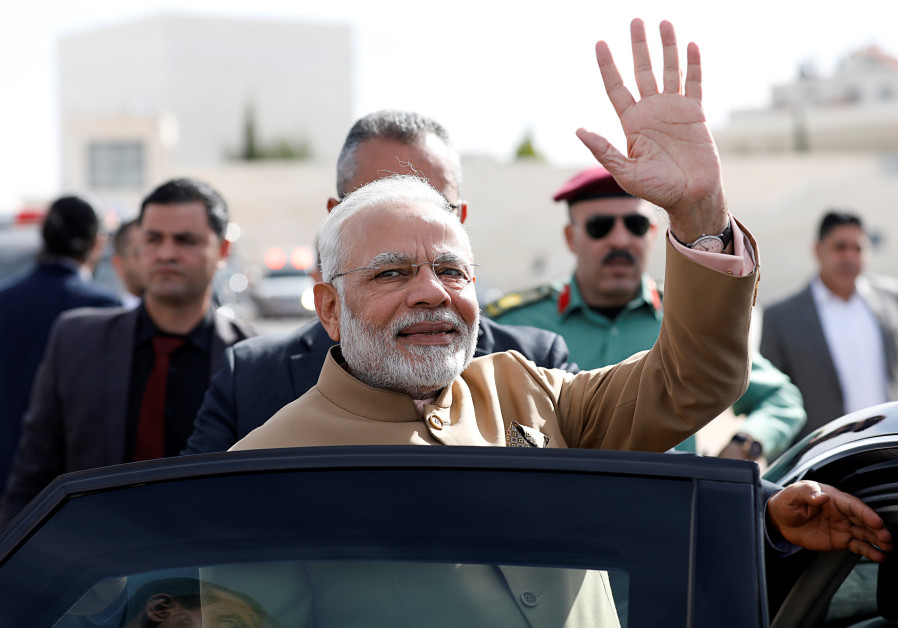 Indias delicate Middle East foreign policy balancing act