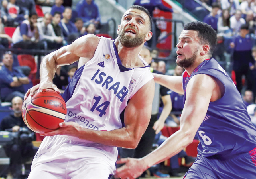 Israel beats Britain, Estonia duel on tap