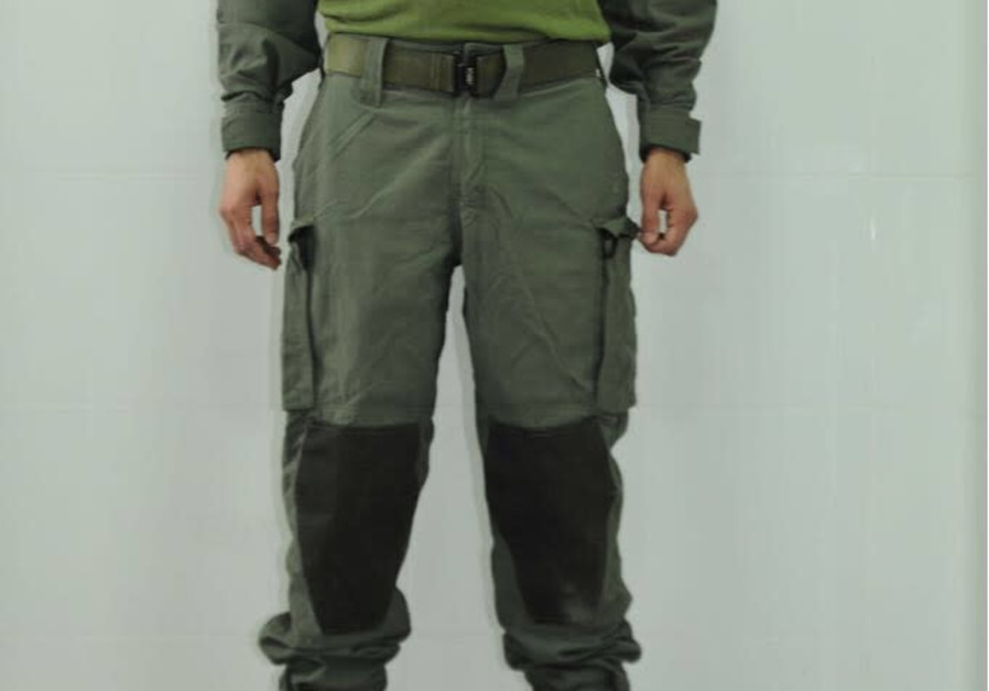 New combat uniforms for elite IDF units announced on February 25th, 2018. (Credit: IDF Spokesperson's Unit)