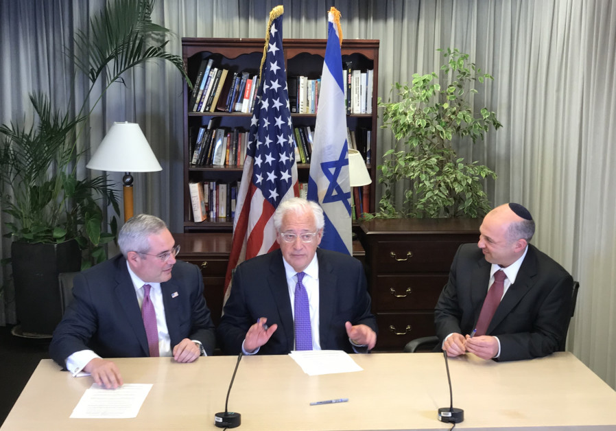 U.S., Israel agree to up joint preservation of European Jewish sites