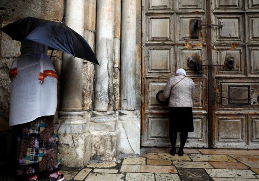 Church of Holy Sepulchre reopens after decision to halt tax collection