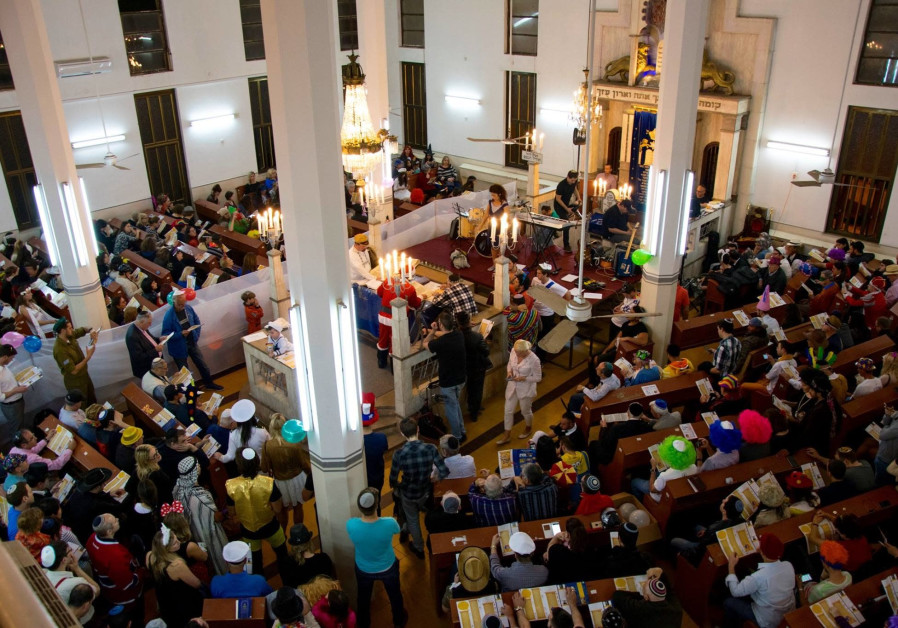 Megillah, Mishloah Manot, Mishteh - Where to get your share in Tel Aviv this Purim
