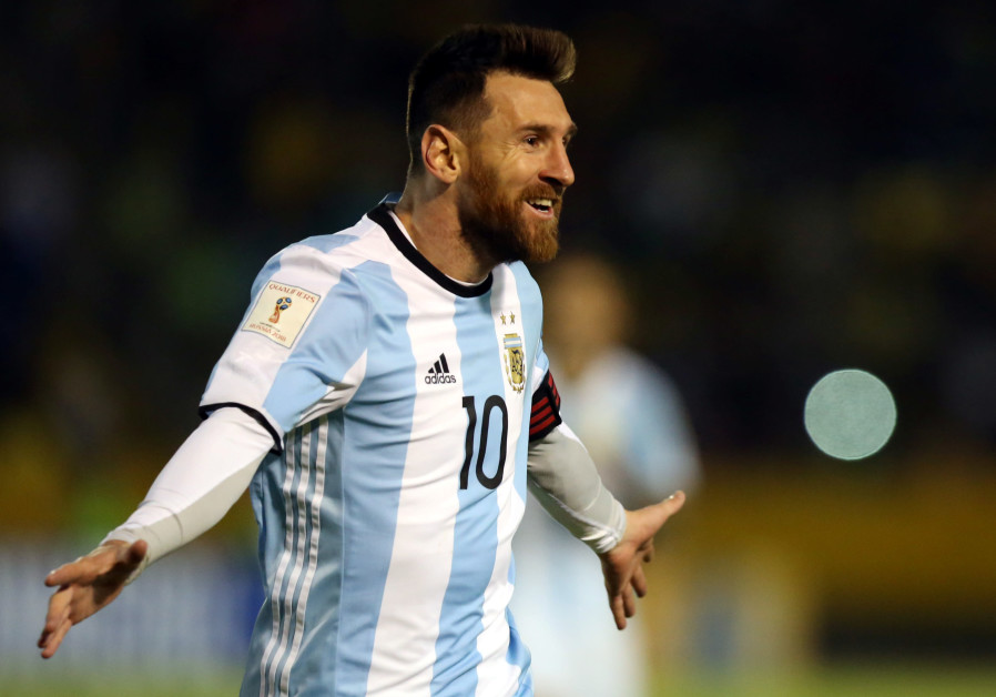 Argentina's national soccer team will play in Israel despite BDS pressure