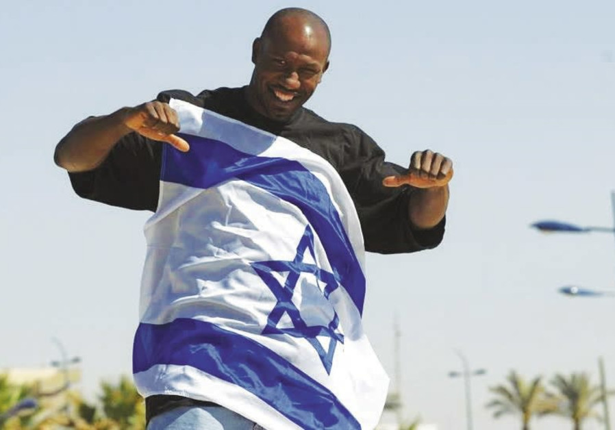 Sinai Says: Promoting Israel through its African-American hoopsters