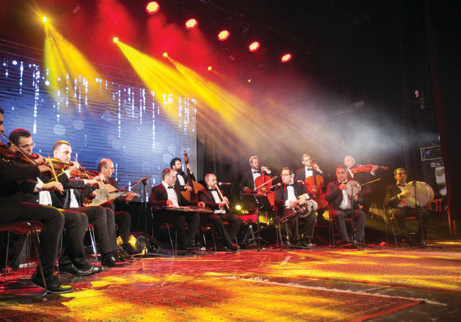 Firqat Al Noor performs music from across the Arab world