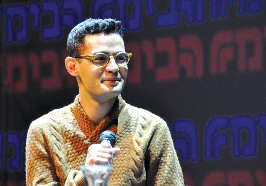 Israeli-Arab writer Ayman Sikseck