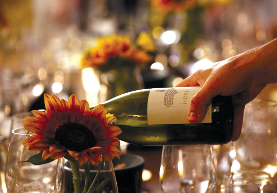 Shoresh Blanc is a wine that turns any meal into a special occasion