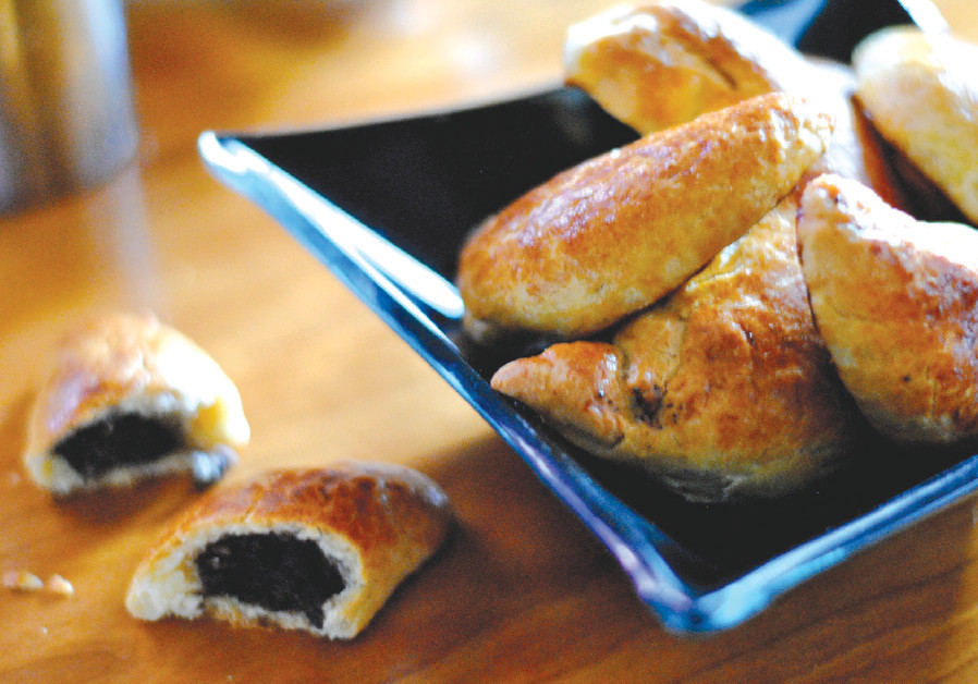 Poppy-seed pastries