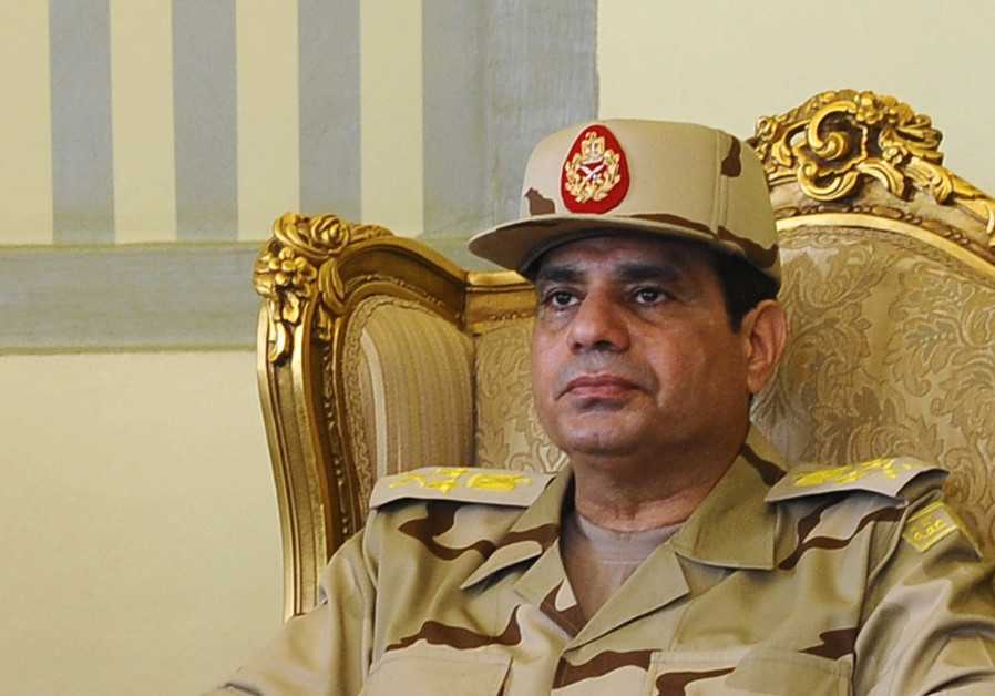 Egypt's Sisi acknowledges close coordination with Israel in Sinai