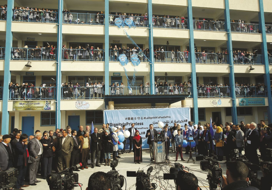 Sweden, Jordan and Egypt planning conference to boost support for UNRWA