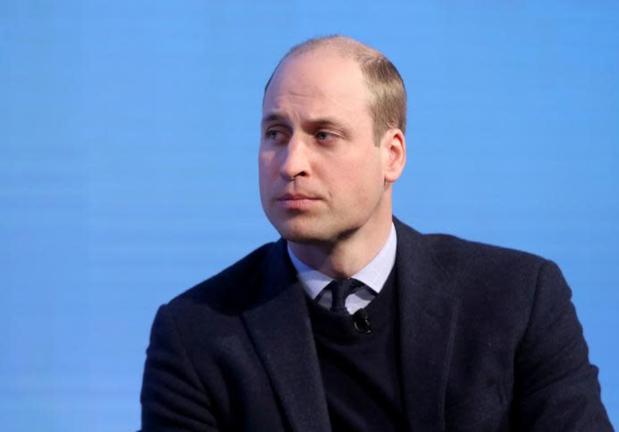 Prince William comes to Israel under a Foreign Office cloud