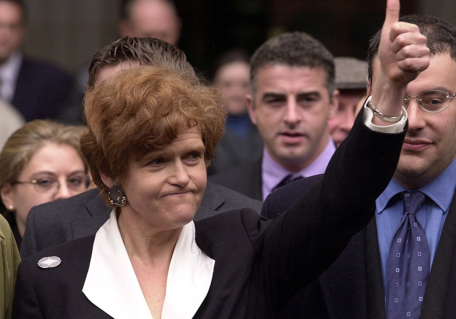 Deborah Lipstadt Resigns Synagogue over Defense of Israeli Extremist Right