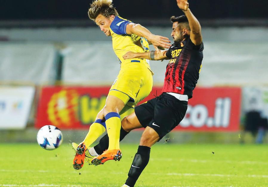 Ashdod holds Maccabi Tel Aviv to draw