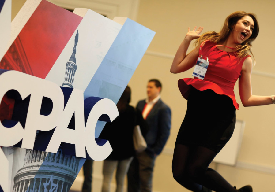 CPAC: Where Israel is an applause line – and much more