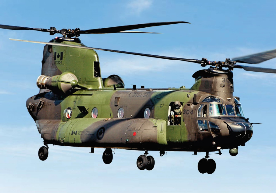 IDF to recommend Boeing helicopter over Sikorsky