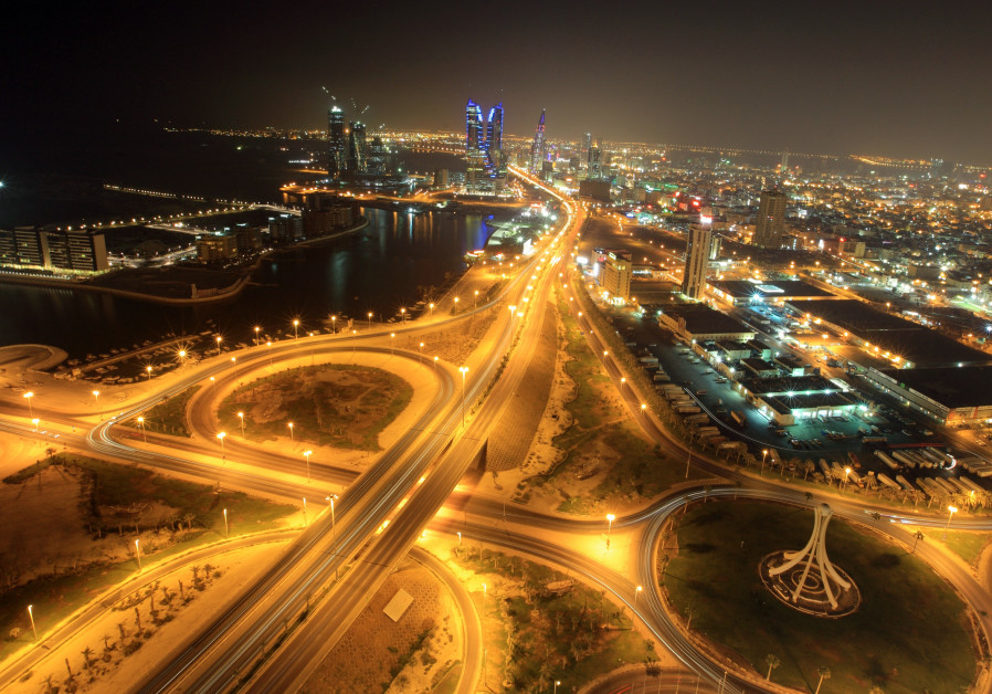 Manama in Bahrain