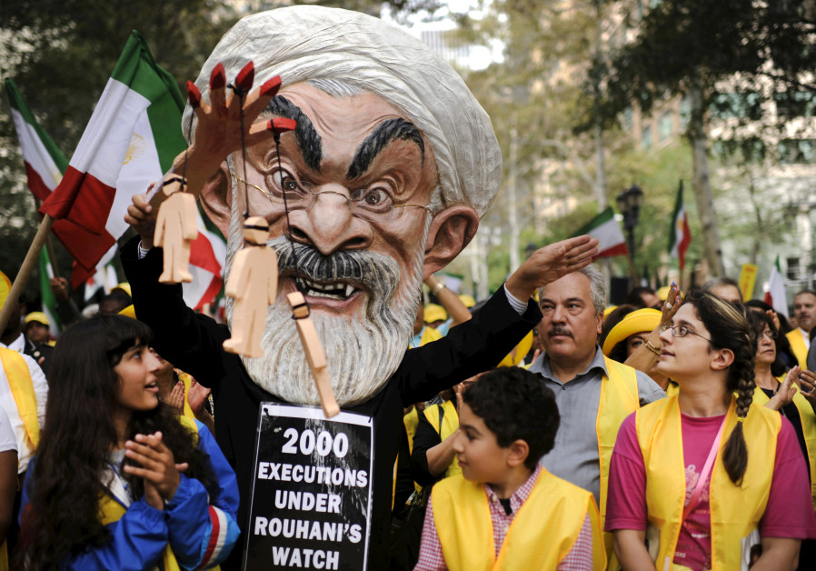 Iran: Revolutionary Guards are only against 'Zionists' and 'imperialists'