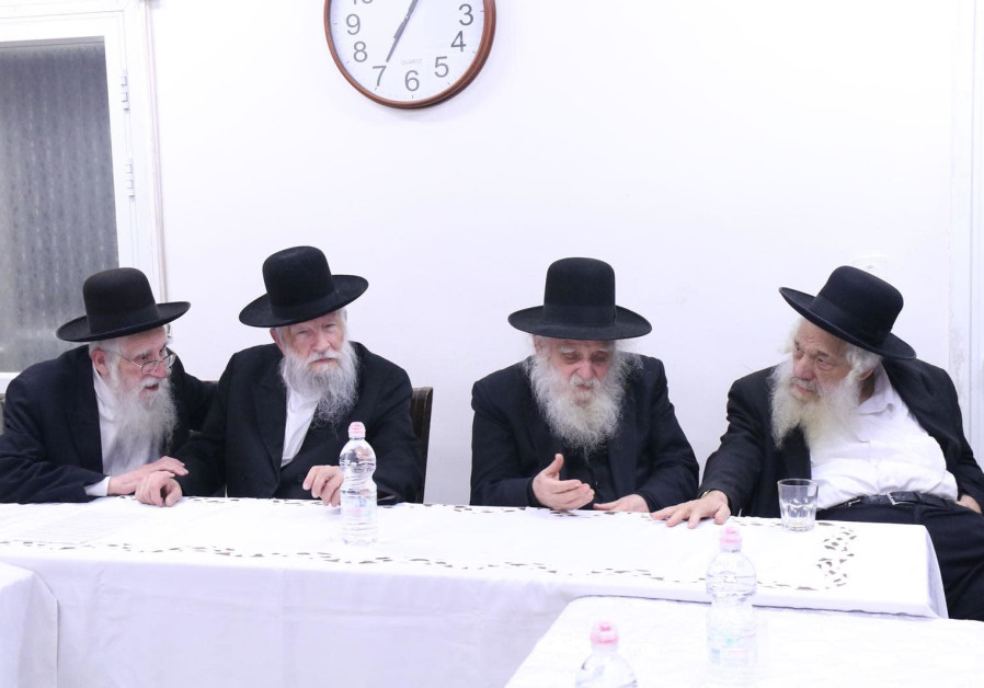New rabbinical council of Jerusalem Faction vows to continue hardline path