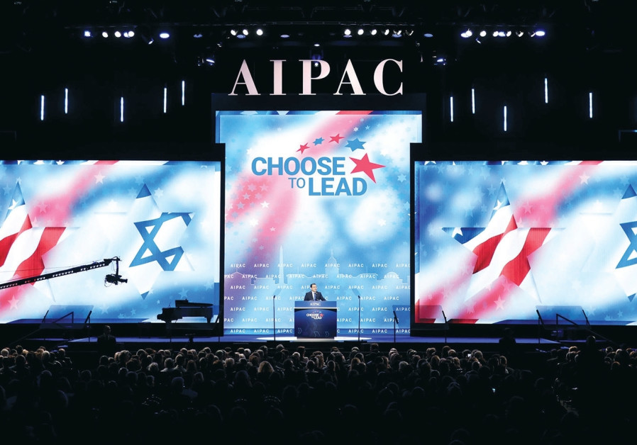 Times are changing: A significant development at a pro-Israel lobby