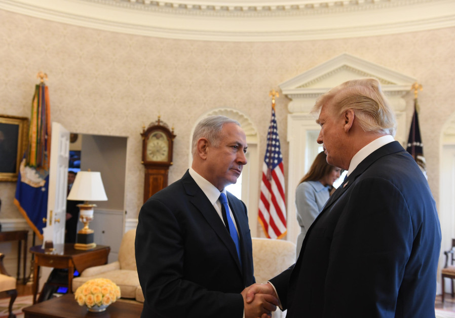 Netanyahu: Israel completely coordinated with U.S. regarding Syria
